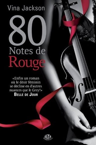 JACKSON Vina - EIGHTY DAYS - Tome 3 : 80 notes de rouge 51cl9u10