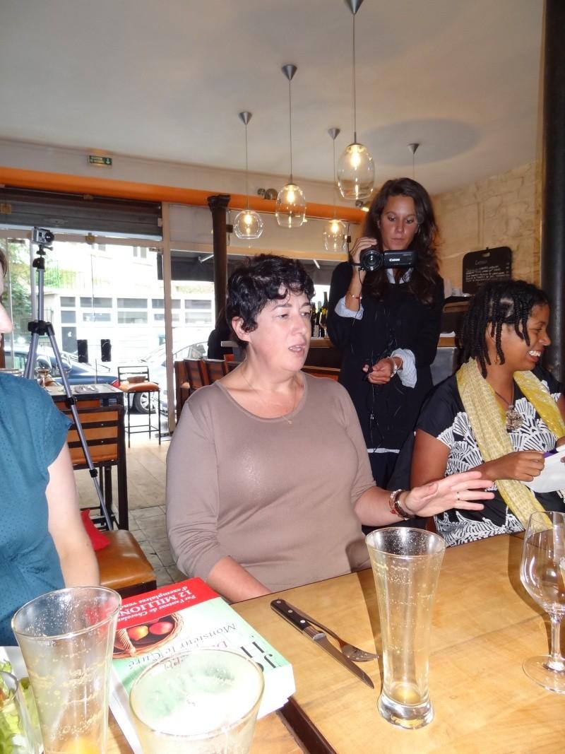Rencontre avec Joanne Harris, Jeudi 12 septembre 2013 Dsc03711