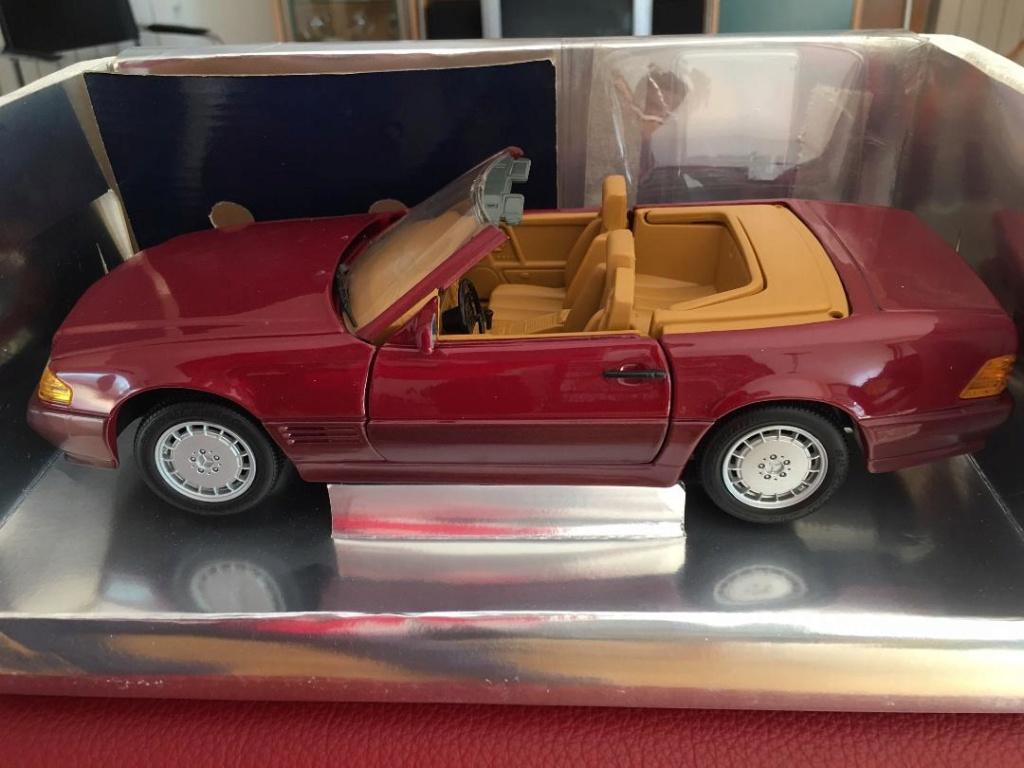 500SL 1/18 Revell Rev210