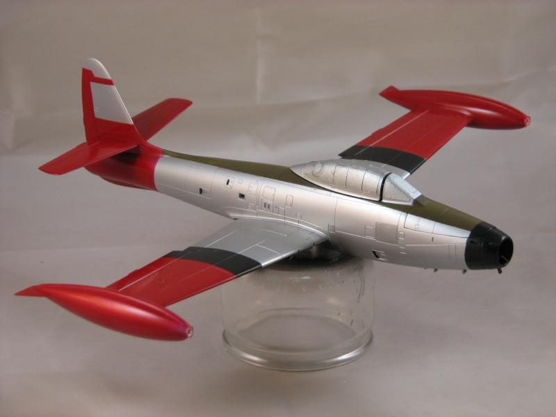 F-84G thunderjet E.C 3/3 ardennes 1/48° 02210