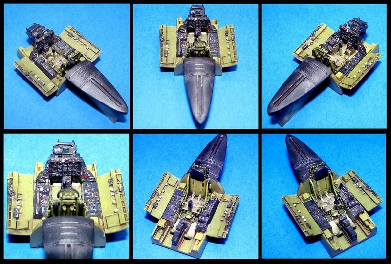 F-84G thunderjet E.C 3/3 ardennes 1/48° Pit11