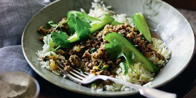 Curry de porc haché du Népal 26333610