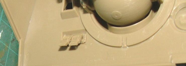 STURMTIGER [ TAMIYA 177 ] +Photodécoupe [ EDUARD 35381 & 35366]  (Montage en cours) - Page 2 Dscf0619