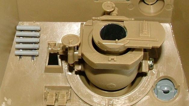 STURMTIGER [ TAMIYA 177 ] +Photodécoupe [ EDUARD 35381 & 35366]  (Montage en cours) - Page 2 Dscf0622