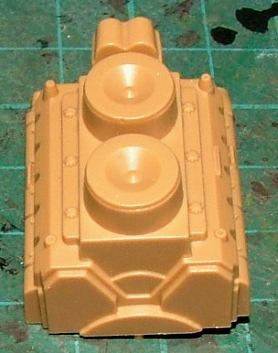 STURMTIGER [ TAMIYA 177 ] +Photodécoupe [ EDUARD 35381 & 35366]  (Montage en cours) - Page 2 Dscf0626