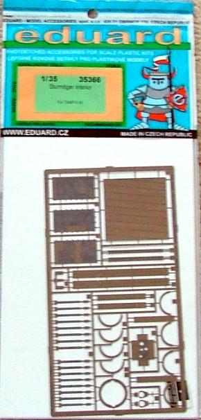 STURMTIGER [ TAMIYA 177 ] +Photodécoupe [ EDUARD 35381 & 35366]  (Montage en cours) - Page 4 Dscf0738