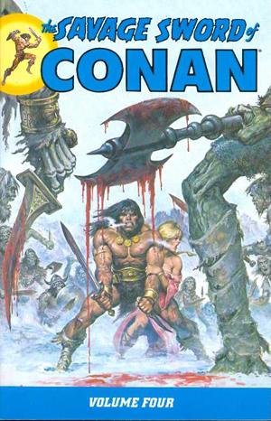 Les Savage Sword dans leur version d'origine  Conan412