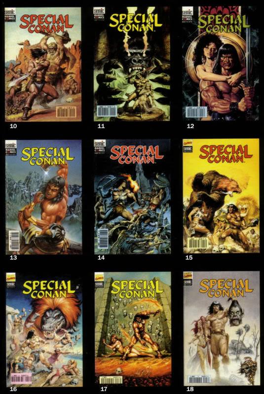 La totale sur Conan et ses derivés Specal13