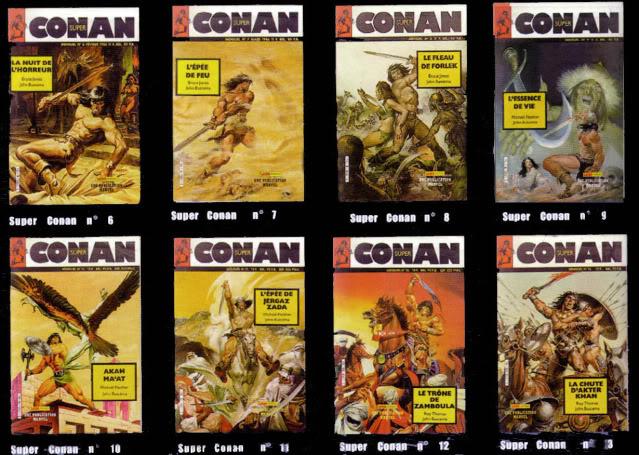 La totale sur Conan et ses derivés Super-12