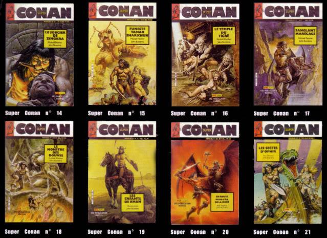 La totale sur Conan et ses derivés Super-13