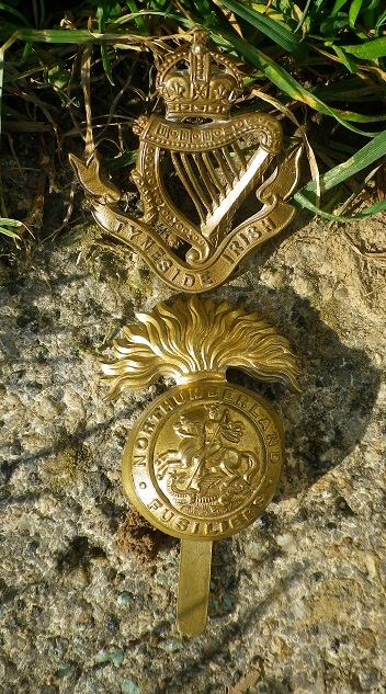 BULLRING / ETAPLES 1917 Badge_10