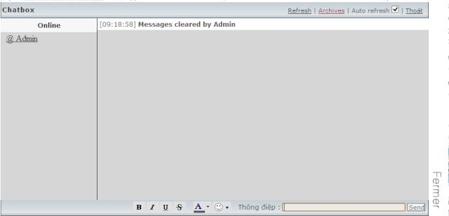 Tạo chatbox thu gọn 210