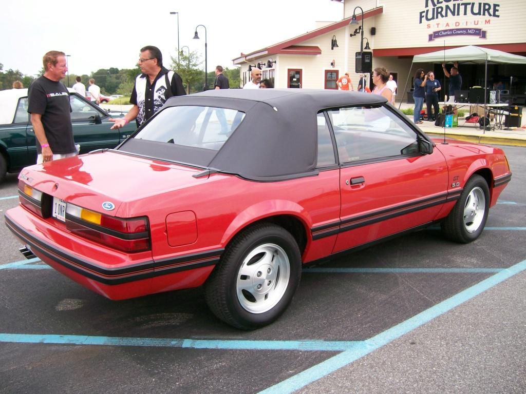 1984 GT Convertible avec 1850 miles d'origine! 100_3310
