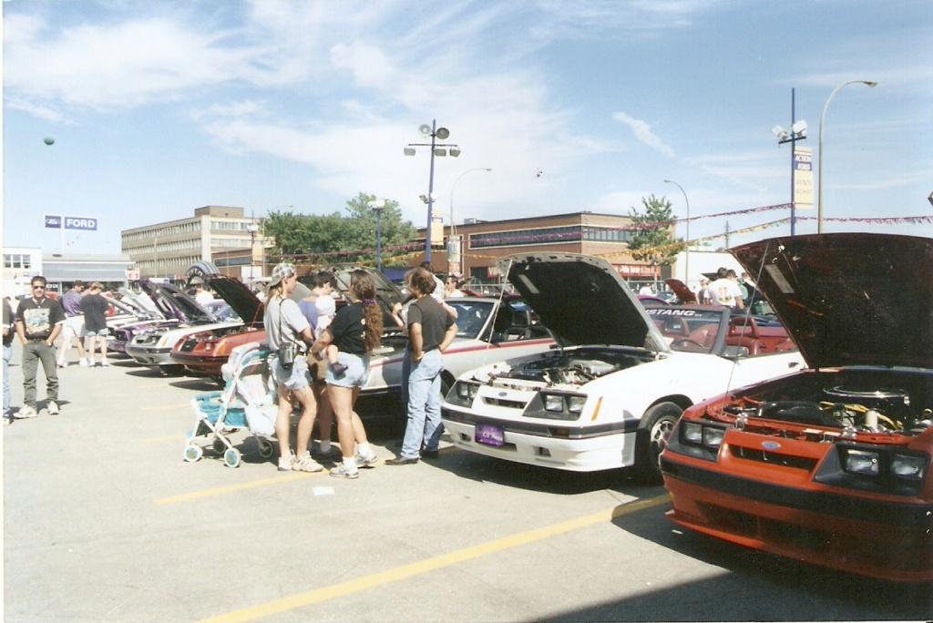 Montréal Mustang dans le temps! 1981 à aujourd'hui (Histoire en photos) - Page 6 1995-010