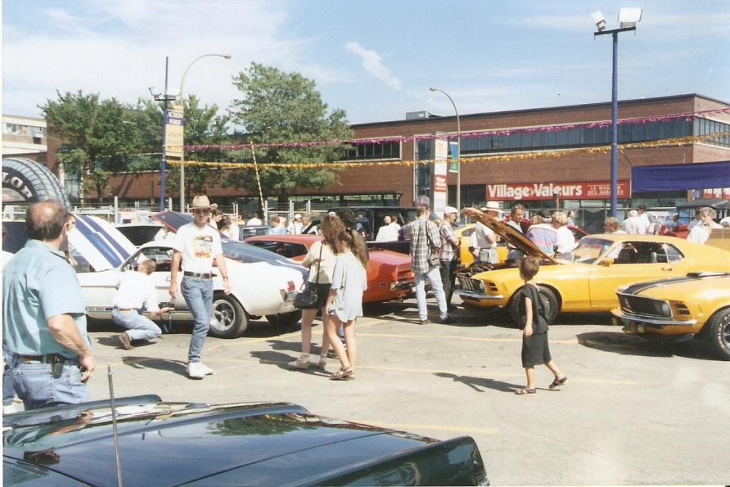 Montréal Mustang dans le temps! 1981 à aujourd'hui (Histoire en photos) - Page 6 1995-012