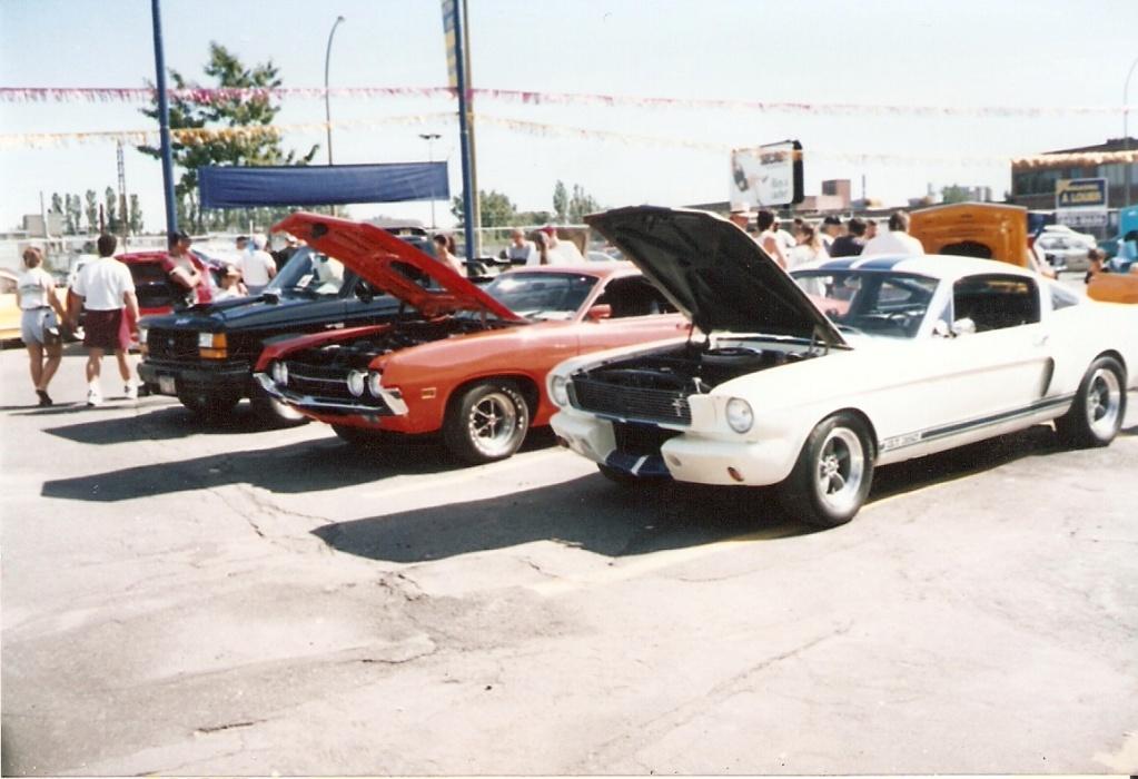 Montréal Mustang dans le temps! 1981 à aujourd'hui (Histoire en photos) - Page 6 1995-013