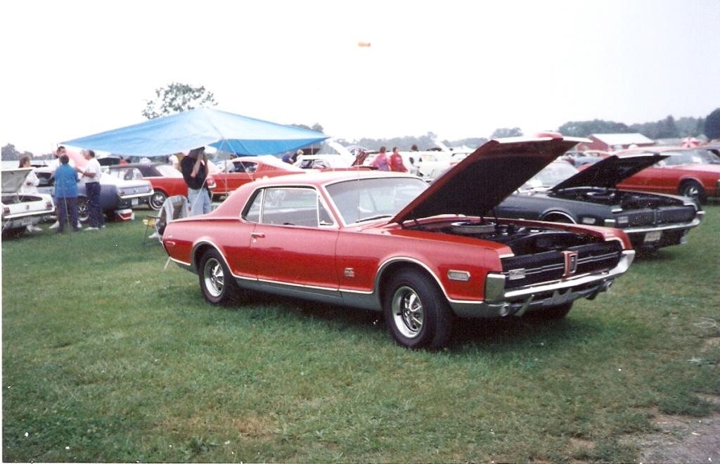 Montréal Mustang dans le temps! 1981 à aujourd'hui (Histoire en photos) - Page 6 1995-017