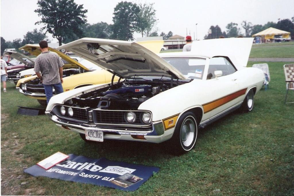 Montréal Mustang dans le temps! 1981 à aujourd'hui (Histoire en photos) - Page 6 1995-018
