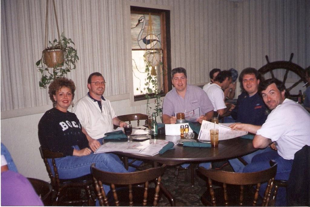 Montréal Mustang dans le temps! 1981 à aujourd'hui (Histoire en photos) - Page 6 1995-022