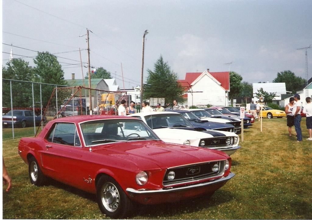 Montréal Mustang dans le temps! 1981 à aujourd'hui (Histoire en photos) - Page 6 1995-027