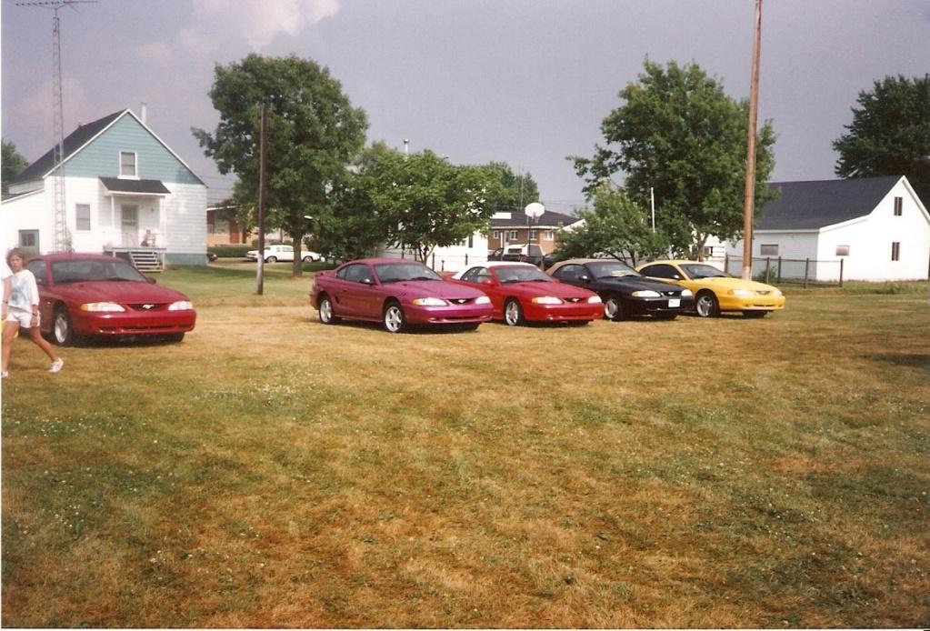 Montréal Mustang dans le temps! 1981 à aujourd'hui (Histoire en photos) - Page 6 1995-030