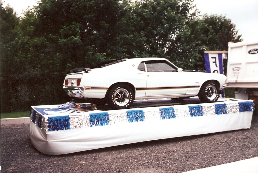 Montréal Mustang dans le temps! 1981 à aujourd'hui (Histoire en photos) - Page 6 1995-032