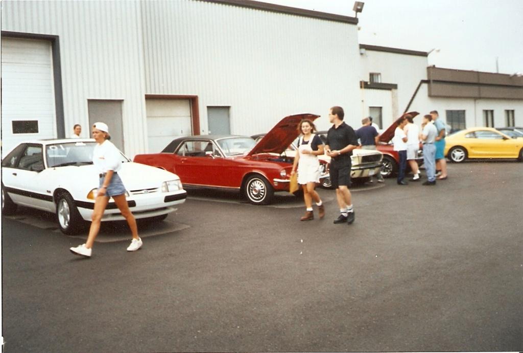 Montréal Mustang dans le temps! 1981 à aujourd'hui (Histoire en photos) - Page 6 1995-034