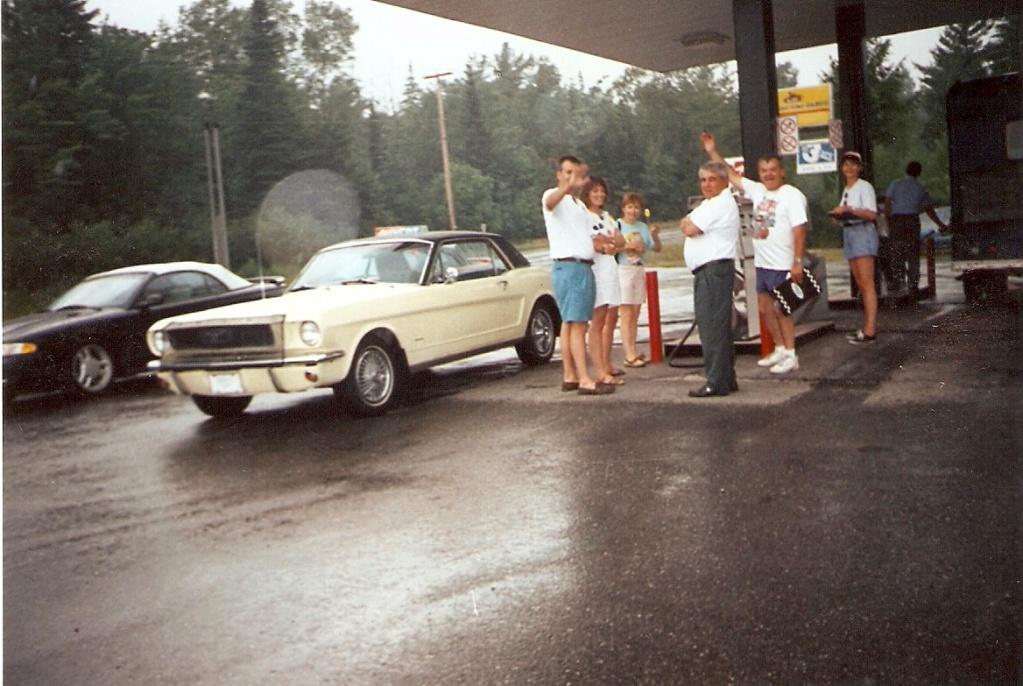 Montréal Mustang dans le temps! 1981 à aujourd'hui (Histoire en photos) - Page 6 1995-035