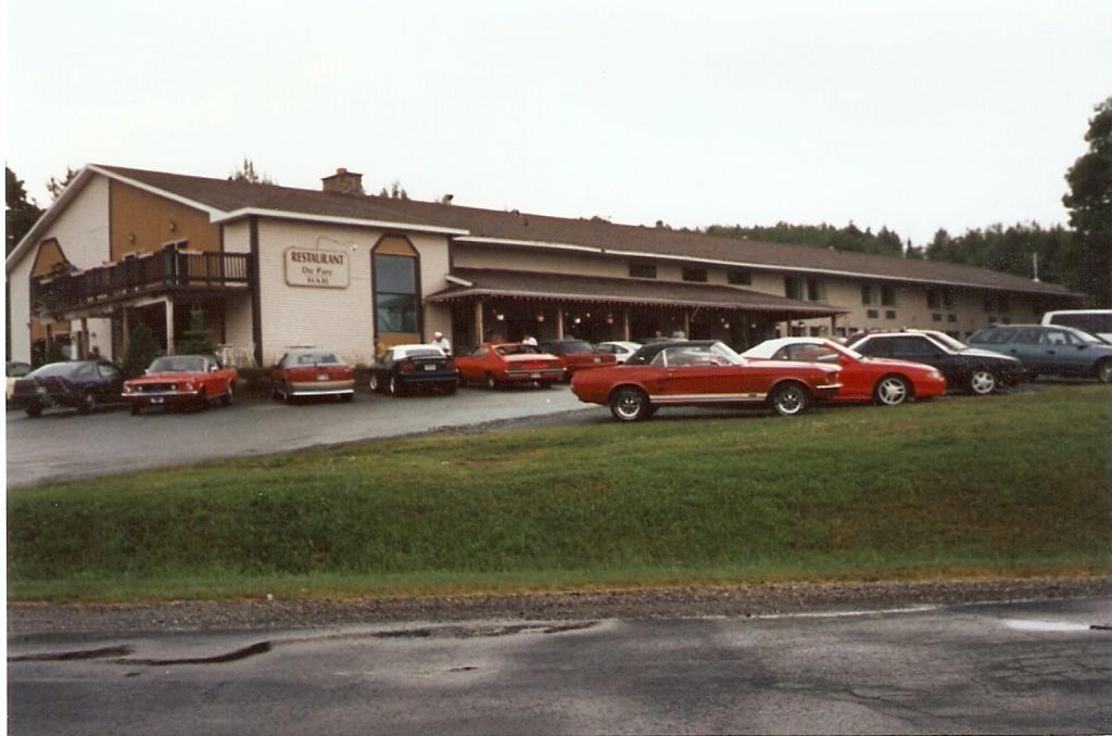 Montréal Mustang dans le temps! 1981 à aujourd'hui (Histoire en photos) - Page 6 1995-036