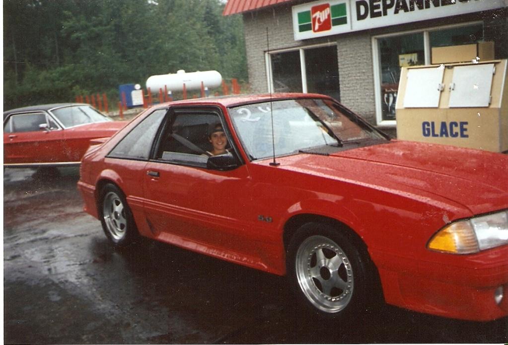 Montréal Mustang dans le temps! 1981 à aujourd'hui (Histoire en photos) - Page 6 1995-038