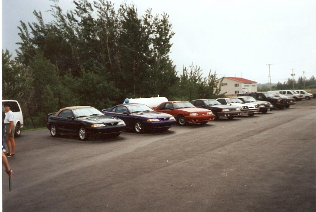 Montréal Mustang dans le temps! 1981 à aujourd'hui (Histoire en photos) - Page 6 1995-040