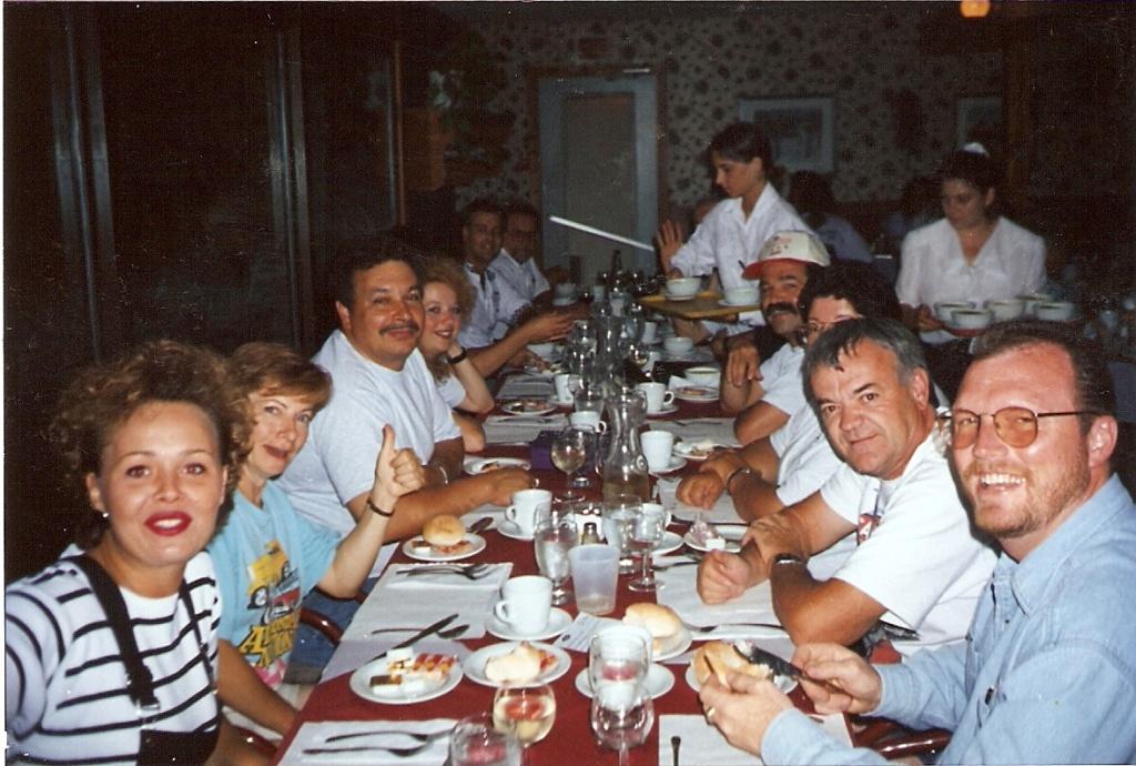 Montréal Mustang dans le temps! 1981 à aujourd'hui (Histoire en photos) - Page 6 1995-041