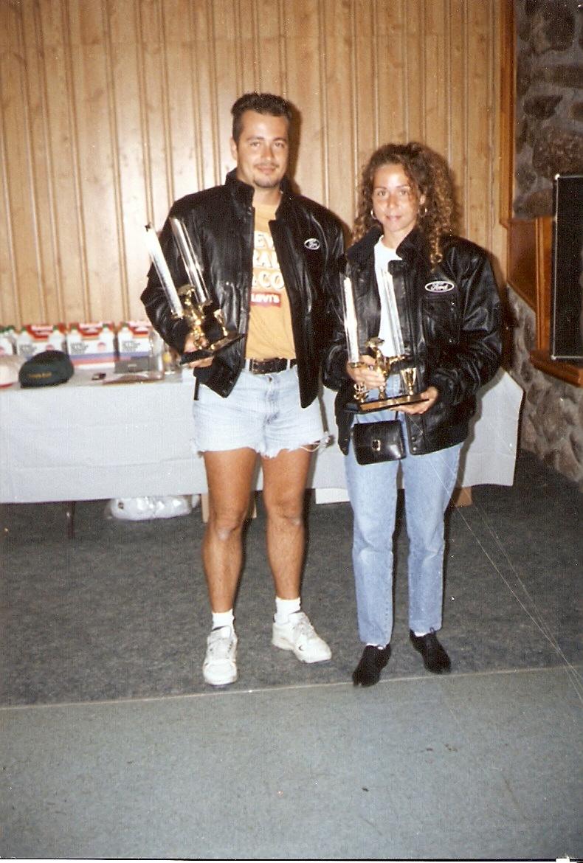 Montréal Mustang dans le temps! 1981 à aujourd'hui (Histoire en photos) - Page 6 1995-042