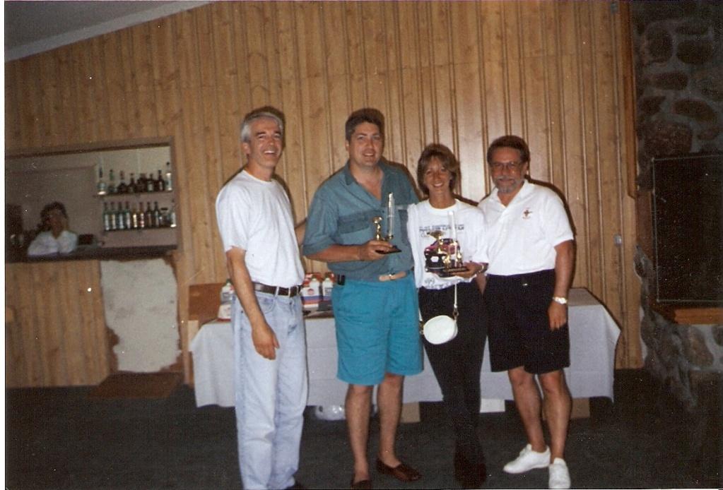 Montréal Mustang dans le temps! 1981 à aujourd'hui (Histoire en photos) - Page 6 1995-045
