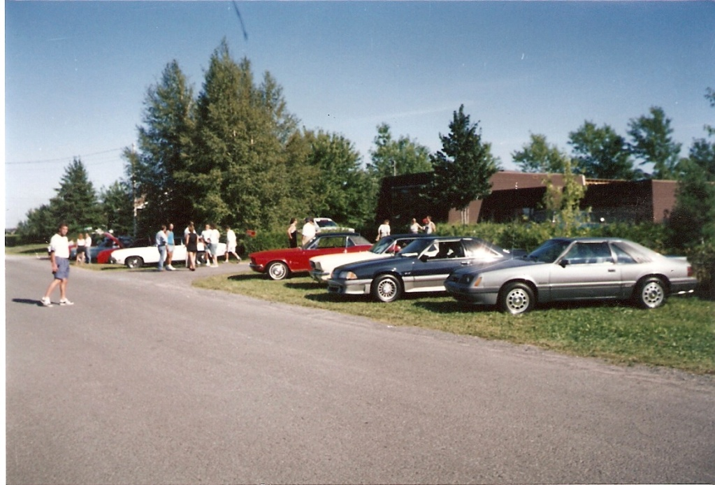 Montréal Mustang dans le temps! 1981 à aujourd'hui (Histoire en photos) - Page 6 1995-046