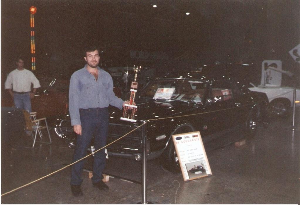 Montréal Mustang dans le temps! 1981 à aujourd'hui (Histoire en photos) - Page 6 1995-111