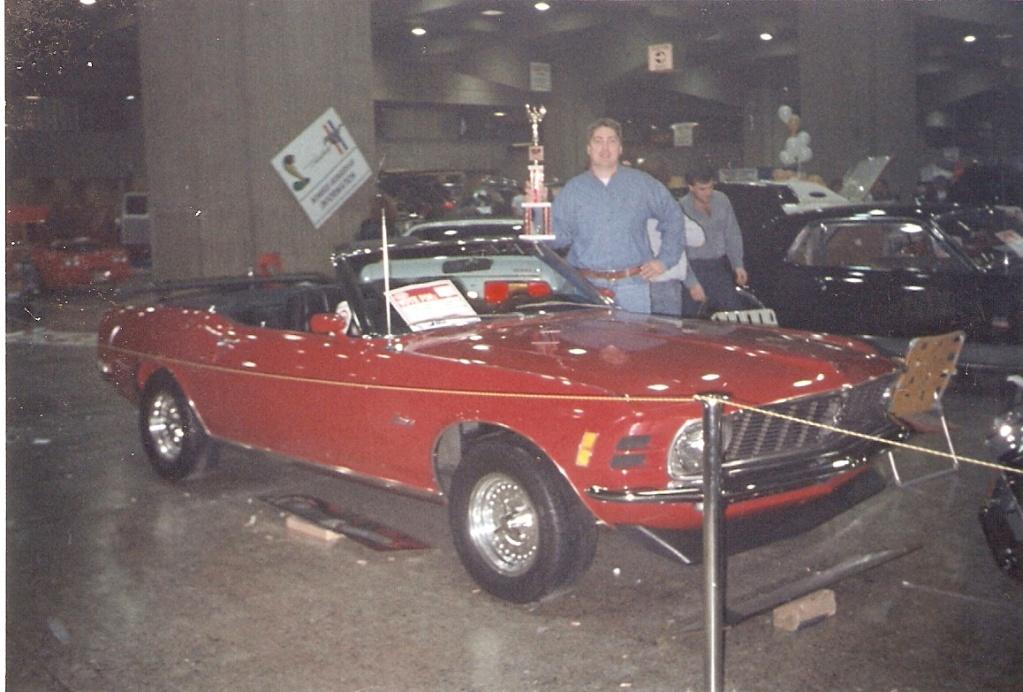 Montréal Mustang dans le temps! 1981 à aujourd'hui (Histoire en photos) - Page 6 1995-112