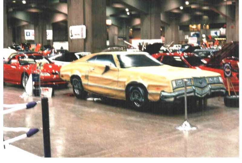 Montréal Mustang dans le temps! 1981 à aujourd'hui (Histoire en photos) - Page 6 1995-116