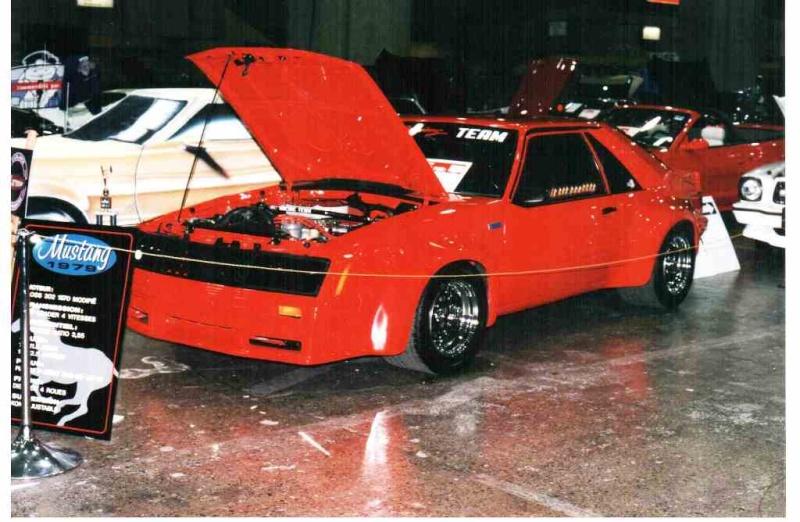 Montréal Mustang dans le temps! 1981 à aujourd'hui (Histoire en photos) - Page 6 1995-117