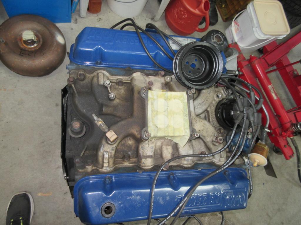 2 moteurs Ford 429 Thunderjet 1970 et 1971 (Les 2, VENDU) 2018-019