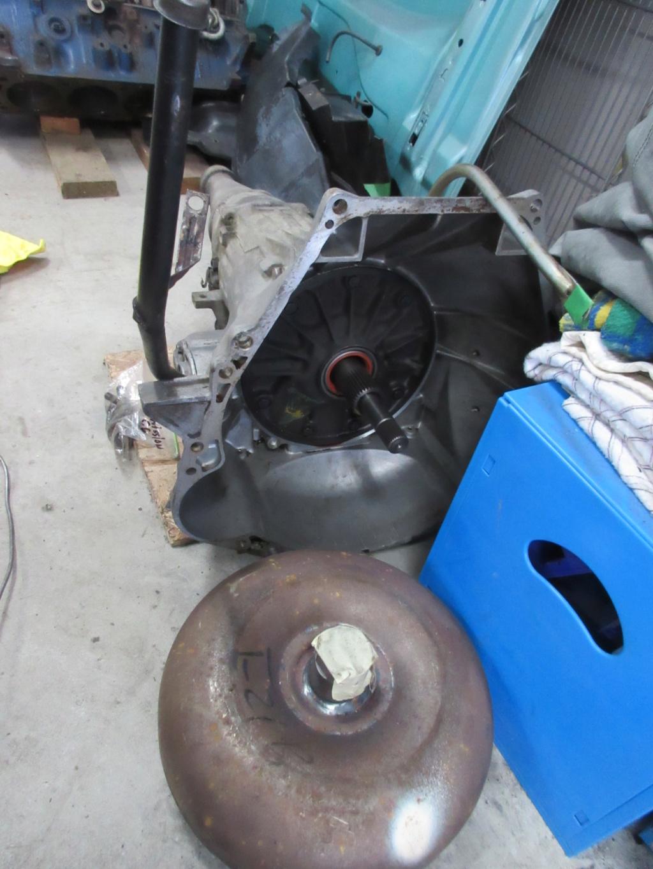 Transmission Ford C6 1968 prête à installé 2018-026