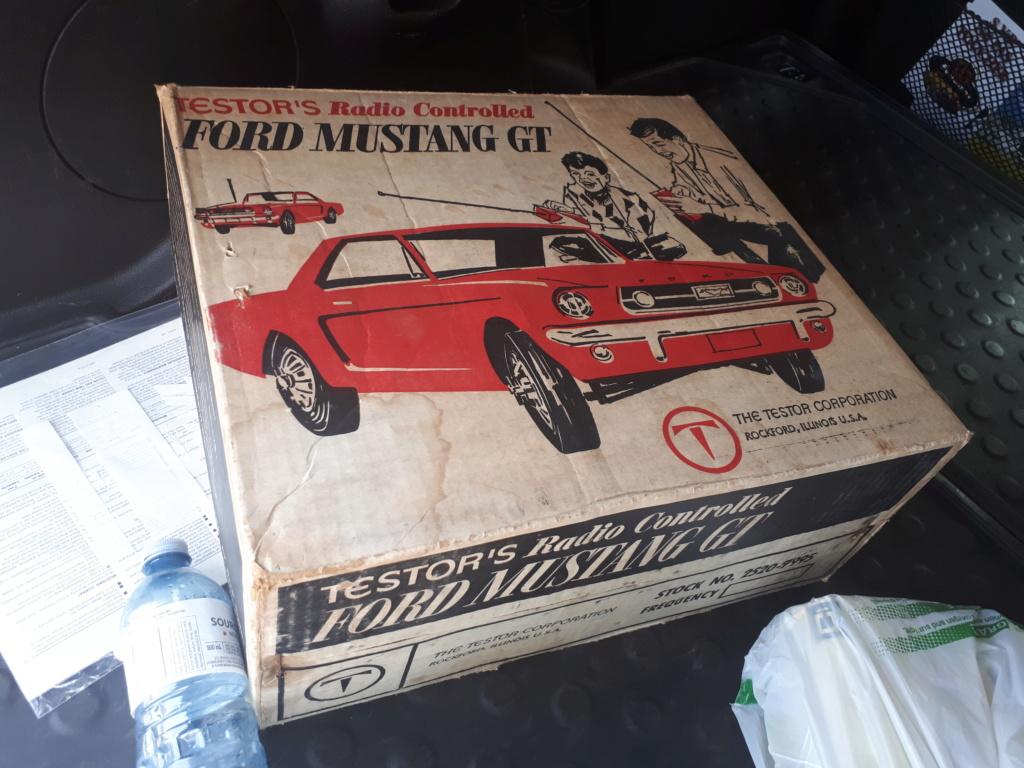 Jouet: Mustang coupe1966 par AMF Wen-Mac 2019-015