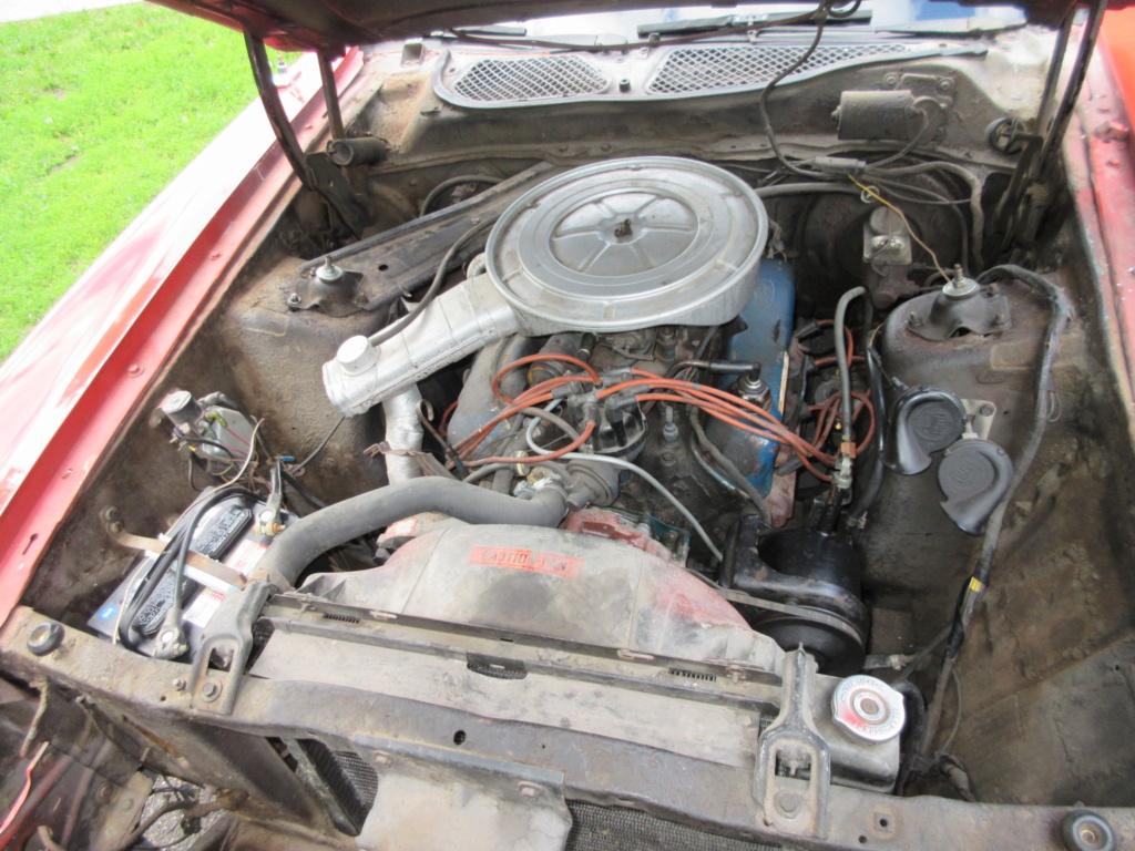 Mustang 1972 Convertible à vendre-VENDU 2019-027