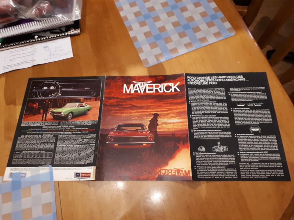 A vendre-Brochures / Pamphlets automobiles années de 1962 à 2020 20191210