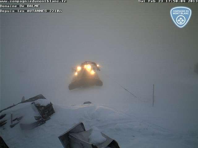 Observations neige dans le massif et la vallée - Page 6 Autann10