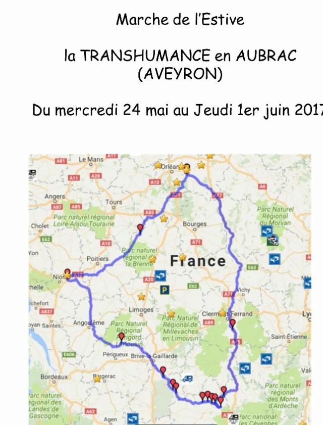 [Autres voyages/France] Marche de l'estive en Aubrac Captur24