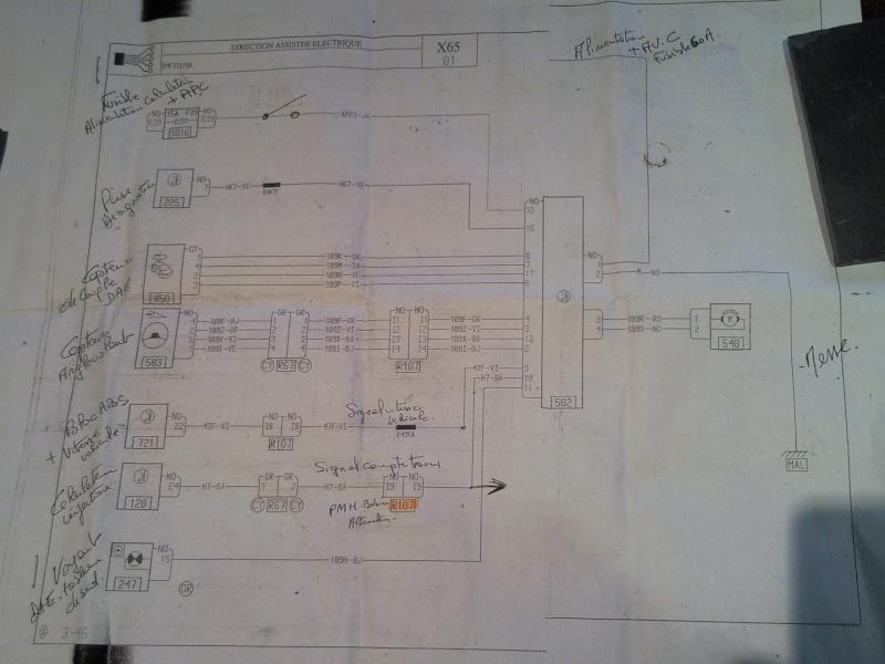 Direction Assistée Electrique (DAE) - Installation - Page 2 Ter_1711