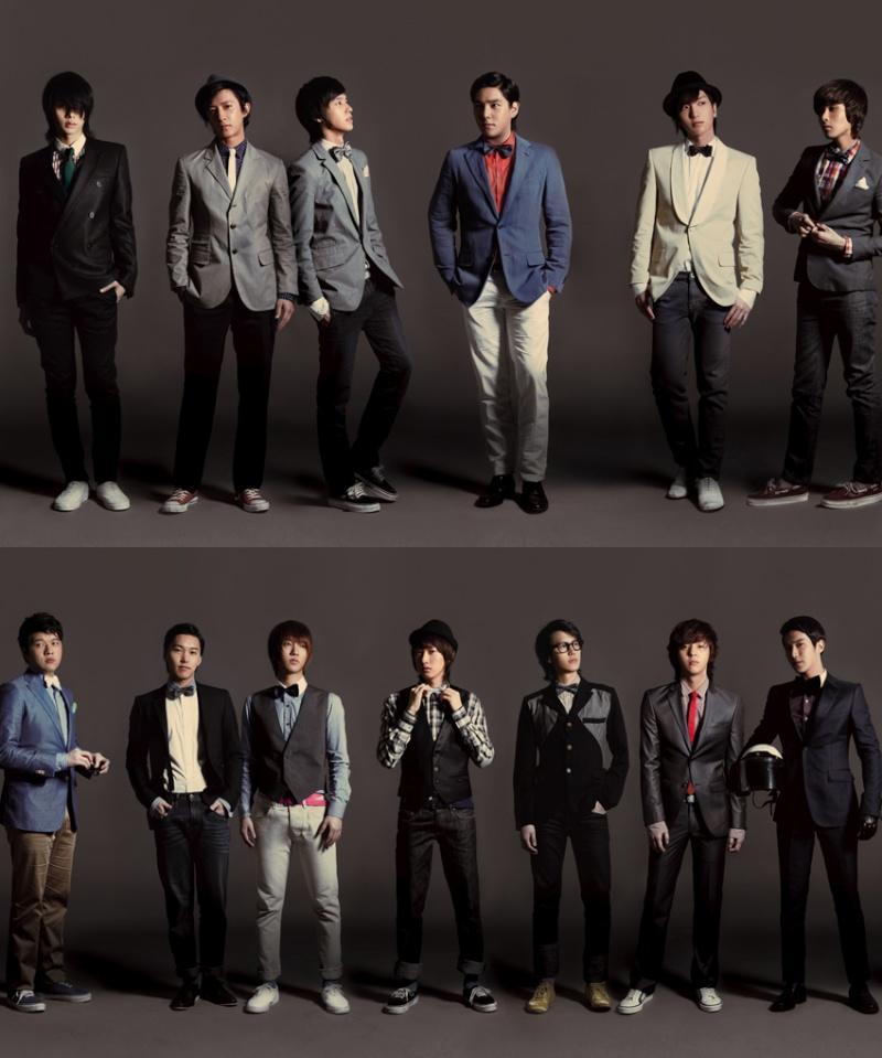 Suju y su nuevo album en 2011 Super-10