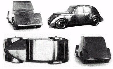 NOREV - les 4 prototypes de TPV CITROËN 2 cv   Evo_pr10