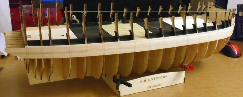 Wilfried's Baubericht zur Victory aus Holz und anderem Kram Bepl0210